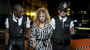 Rimmel London ScandalEyes TV Spot, 'Arrest' - Thumbnail 1