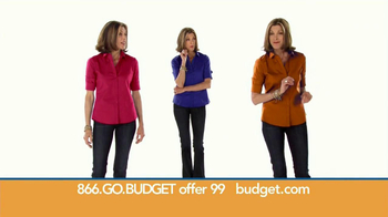 Budget Rent a Car TV Spot Featuring Wendie Malick - Thumbnail 3