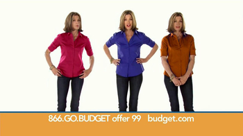 Budget Rent a Car TV Spot Featuring Wendie Malick - Thumbnail 5