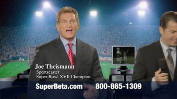 Super Beta Prostate TV Spot Featuring Joe Theismann - Thumbnail 1