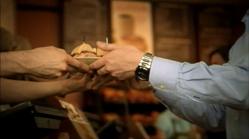 Panera Bread Company TV Spot Featuring Founder Ron Shaich