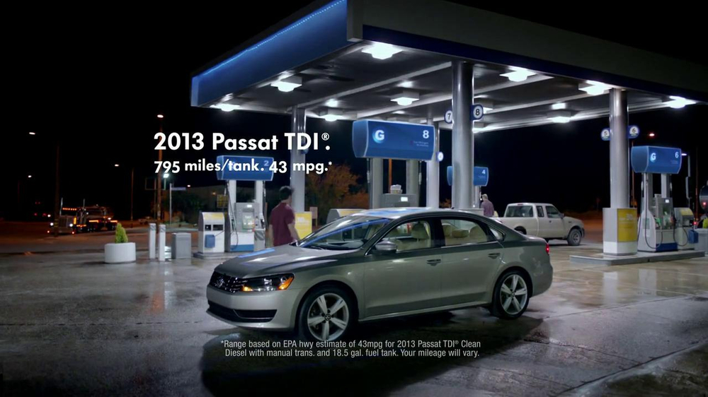 Volkswagen Passat TDI TV Commercial, 'Spanish Road Trip' - iSpot.tv