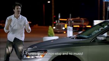 volkswagen passat tdi tv commercial spanish road trip ispottv