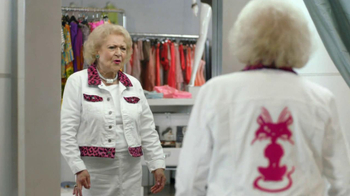 Tide Vivid TV Spot, 'Rules of White' Featuring Betty White