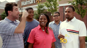 Walmart TV Spot Featuring The Smith Family - Thumbnail 2