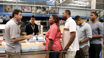 Walmart TV Spot Featuring The Smith Family - Thumbnail 4