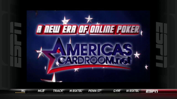America's Cardroom TV Commercial For Online Poker - Video