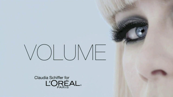 a289f270ad4 ... L'Oreal 24-Hour Power Volume Mascara TV Spot Featuring Claudia Schiffer  - Thumbnail ...
