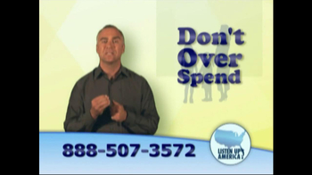 Listen Up America TV Spot, 'Life Insurance Policies' - Thumbnail 9