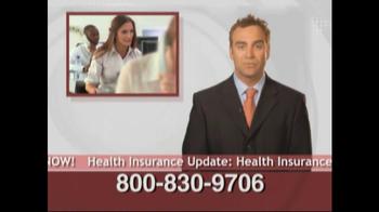 Health Insurance Hotline TV Spot For Health Insurance Update - Thumbnail 8