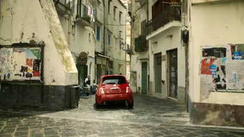 FIAT 500 TV Spot, 'Immigrants' Song by Pitbull Featuring Arianna - Thumbnail 2