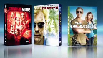 A&E DVDs TV Spot