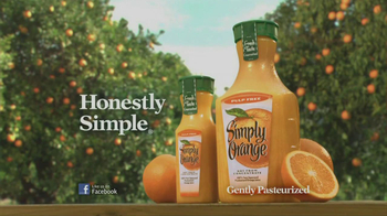 Simply Orange TV Spot For Simply Orange