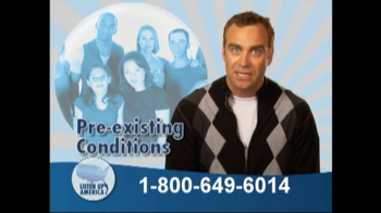 Listen Up America TV Spot, 'Health Insurance Helpline' - Thumbnail 7