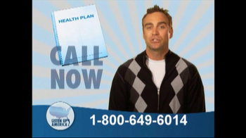 Listen Up America TV Spot, 'Health Insurance Helpline' - Thumbnail 8