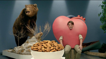 California Almonds TV Spot For The Strength of a Grizzly