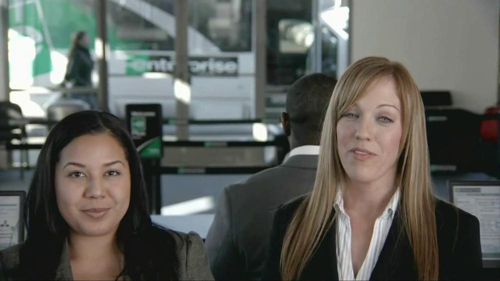 National Tv Sales Rental: Enterprise TV Commercial For Making It Right