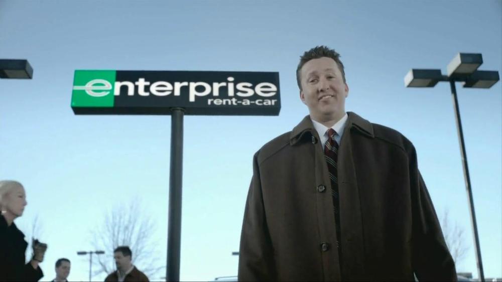 Can I Pick My Car At Enterprise