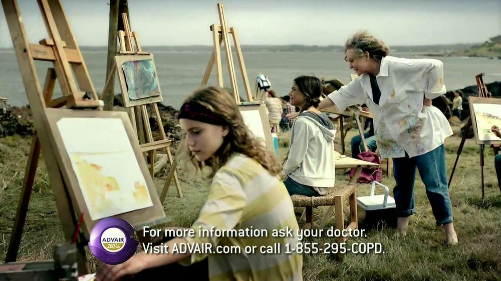 Dick Wieand in Advair Commercial - YouTube