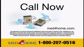 Med 4 Home TV Spot For Portable Nebulizer - Thumbnail 10