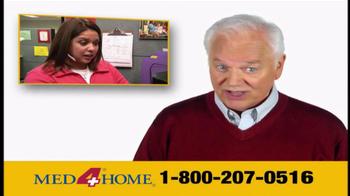 Med 4 Home TV Spot For Portable Nebulizer - Thumbnail 6