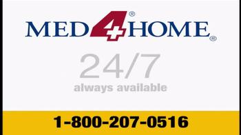 Med 4 Home TV Spot For Portable Nebulizer - Thumbnail 7