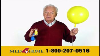 Med 4 Home TV Spot For Portable Nebulizer - Thumbnail 9