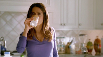 America's Milk Processors TV Spot Featuring Salma Hayek