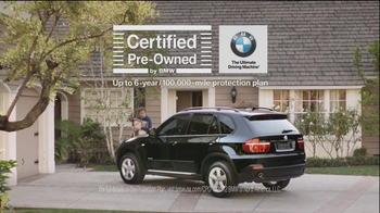 BMW TV Spot For Certified Pre-Owned Models - 3 commercial airings