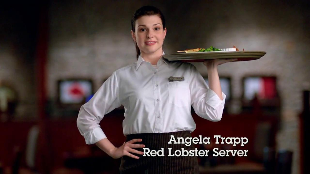 Red Lobster Endless Shrimp TV Commercial with Angela Trapp - iSpot.tv