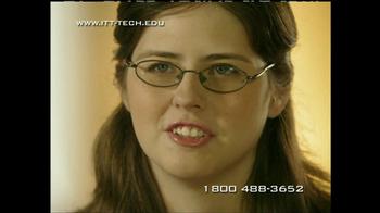 ITT Technical Institute TV Spot For Life Is Too Short