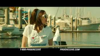 Progressive TV Spot For Flo Boat - 8849 commercial airings