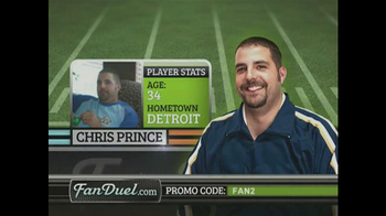 FanDuel Fantasy Football Daily Leagues TV Spot, 'Instant Payouts'