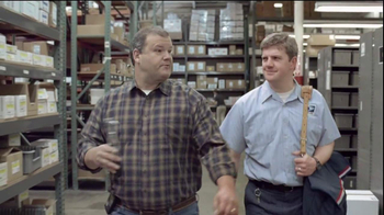 U.S. Postal Service TV Spot For If It Fits, It Ships