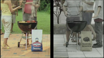 Kingsford TV Spot For Side By Side Grilling