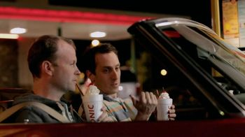 Sonic Drive-In TV Spot, 'Half-Price Shakes After 8 PM' - Thumbnail 4