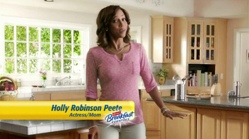 Carnation Breakfast Essentials TV Spot Featuring Holly Robinson Peete - Thumbnail 1
