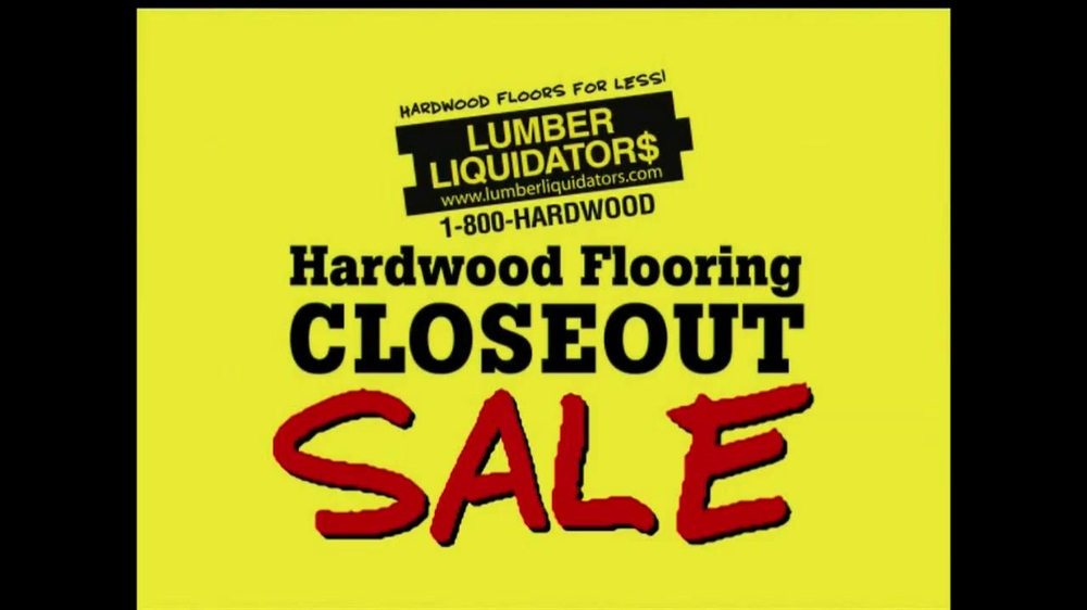 Charming Lumber Liquidators TV Commercial For Hardwood Flooring Closeout Sale    ISpot.tv
