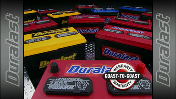 Duralast Tv Commercial For Batteries Ispot Tv