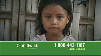 Child Fund TV Spot For 92 Cents