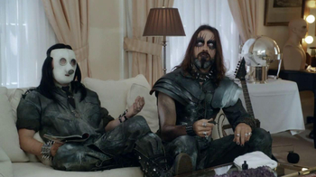 FedEx TV Spot For Heavy Metal Golfing