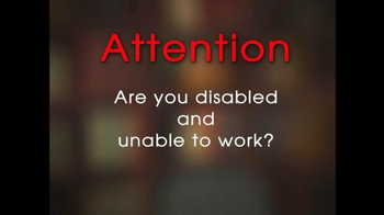 Citizens Disability Helpline TV Spot For Receive Benefits - Thumbnail 1