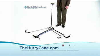 The HurryCane TV Spot For Stand Alone