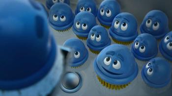 Scrubbing Bubbles with Fantastik TV Spot