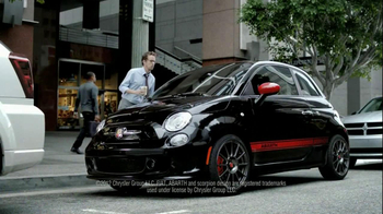 FIAT Abarth TV Spot, 'Seduction' Featuring Catrinel Menghia - Thumbnail 8