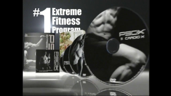 P90X TV Spot For DVD Box Set - Thumbnail 3