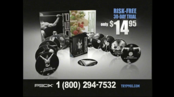 P90X TV Spot For DVD Box Set - Thumbnail 7