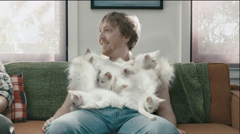 Hanes Comfort Blend T-Shirt TV Spot, 'Kitten Shirt' Feat. Michael Jordan