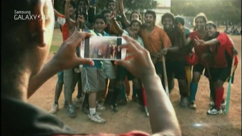 Samsung Galaxy S III TV Spot 'Everyone's Olympics' Featuring David Beckham - Thumbnail 10
