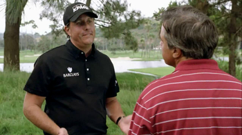 Barclays TV Spot For Featuring Phil Mickelson